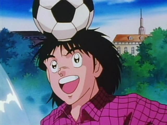 Captain Tsubasa English Dub