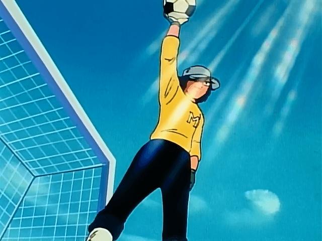 Captain Tsubasa - 39